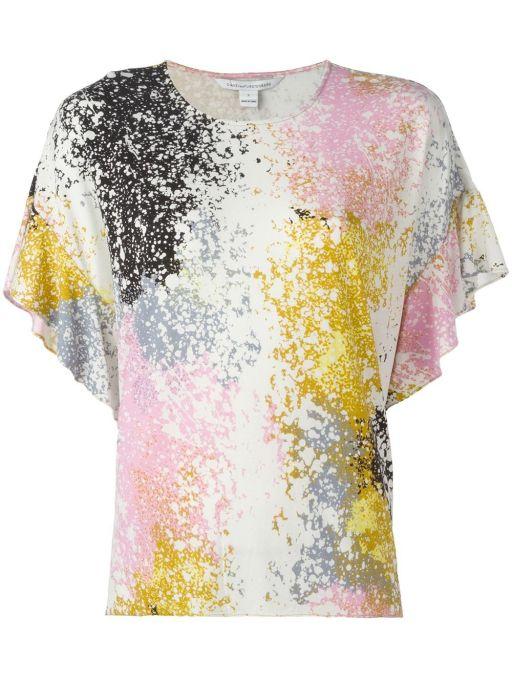 Diane von Fürstenberg - Shirt bunt Rayven