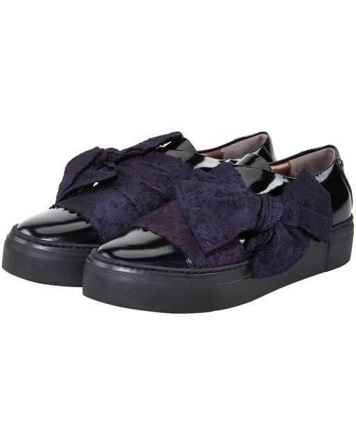 agl attilio giusti leombruni sneaker mit schleife. Black Bedroom Furniture Sets. Home Design Ideas