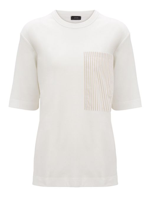 Joseph - Jersey und Candy Stripes T-Shirt