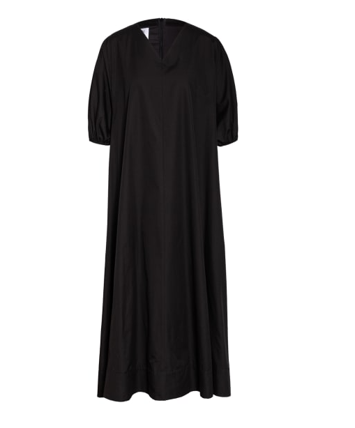 Eva Mann - Langes Kleid black