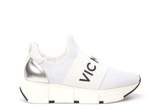 Vic Matié - Sneaker mit elastischem Gummiriegel
