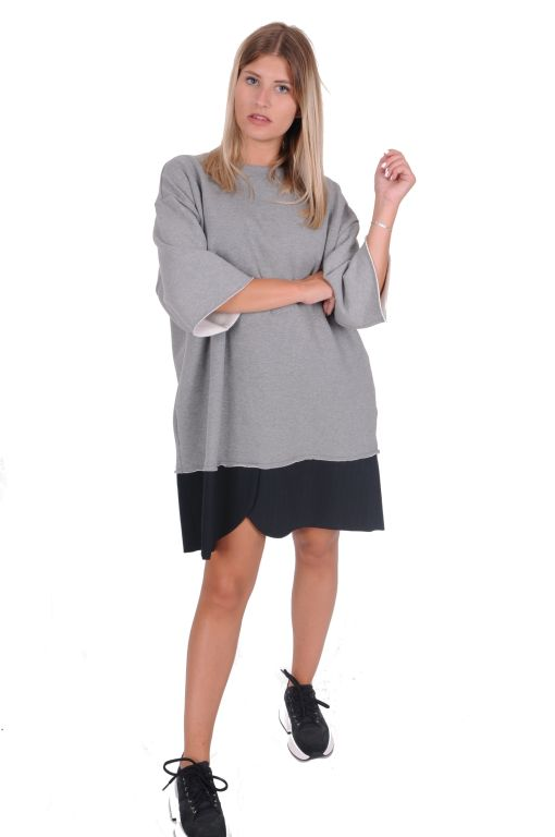 MM6 Maison Margiela - Sweatshirtkleid