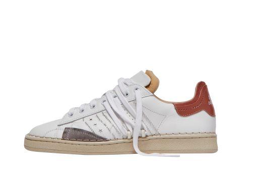 Hidnander - Sneaker Stripeless white powder