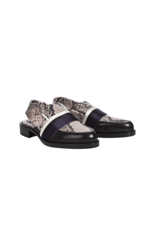 Dorothee Schumacher - Sporty Chic Slingback Loafer