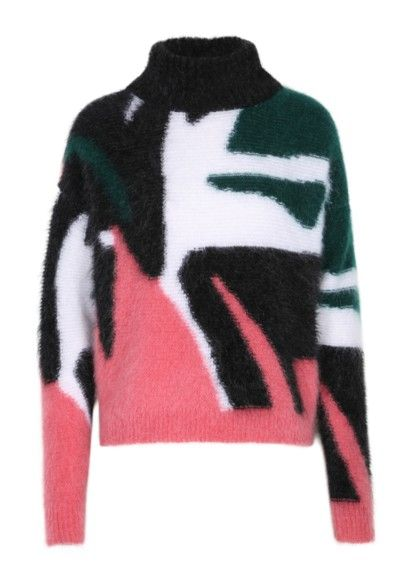 Dorothee Schumacher - Blurred Infusion Pullover