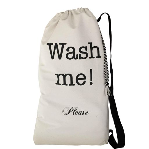 "Bag-All - Wäschesack ""Wash me!"""
