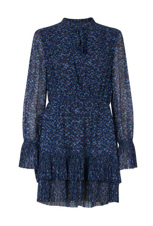 lala Berlin - Kleid mit Plissee