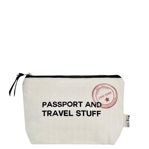 Bag-All - Passport and Travel Täschchen
