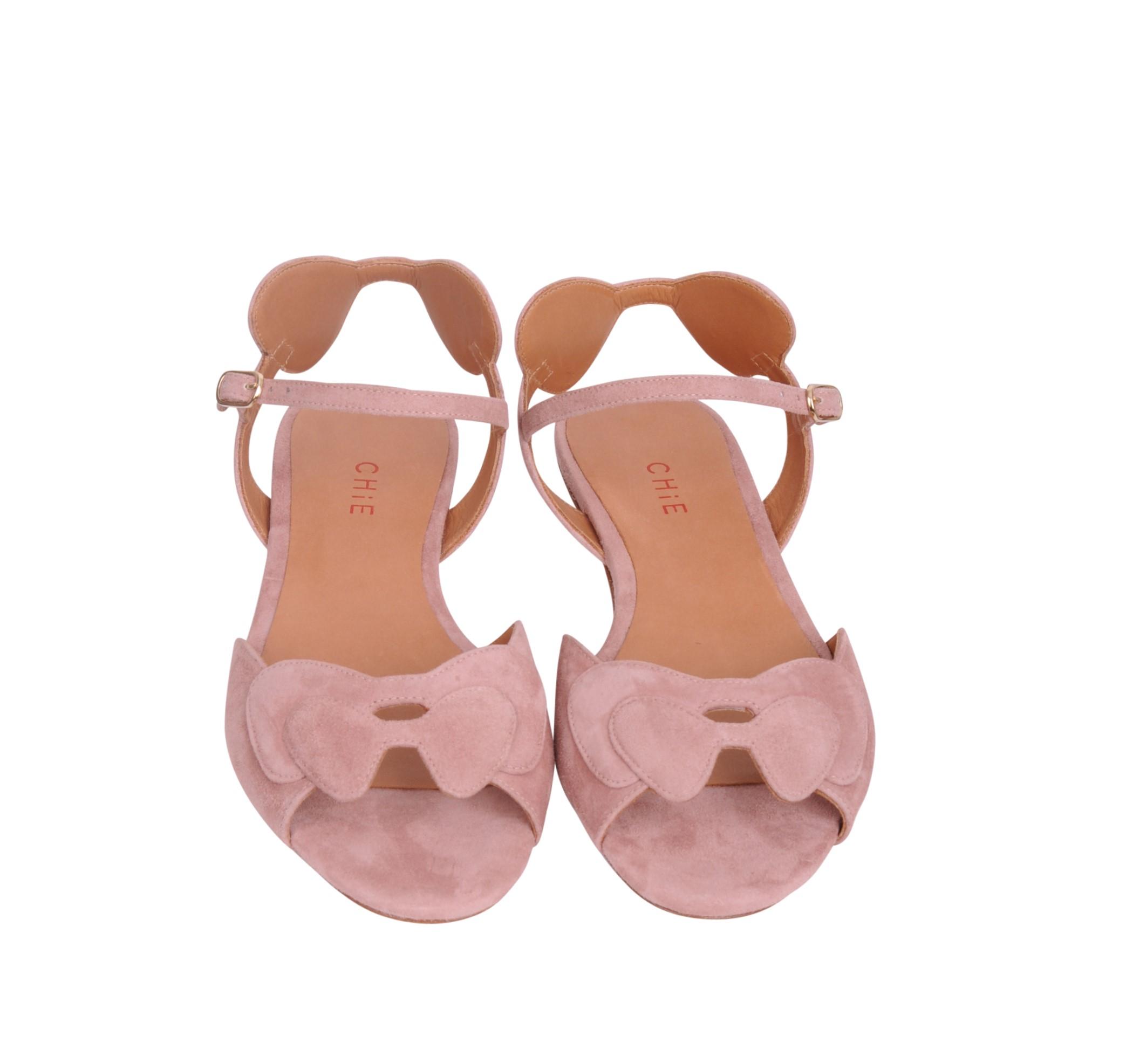 Mihara Mit Chie Chie Schleifendetails Sandale Mihara Sandale rQCtdsh