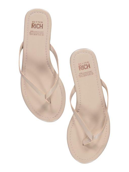 Better Rich - Flip Flop rose