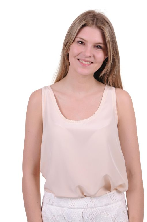 Dorothee Schumacher - Flawless Finess Top Peach