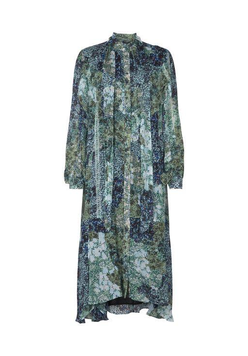 lala Berlin - Dress Danielle secret garden