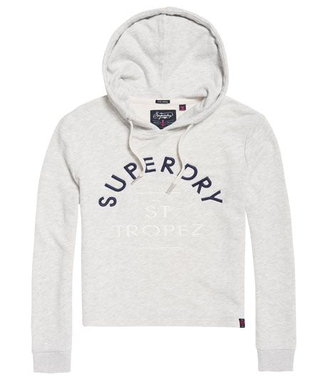 Superdry - Sweater St Tropez ice marl
