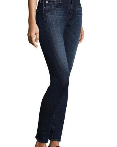 AG Jeans - Contour 360° Farrah Skinny dunkelblau