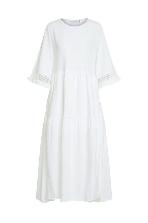 Dorothee Schumacher - Kleid mit Häkeldetails