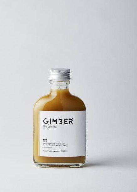 Gimber - Bio Ingwerkonzentrat 200ml