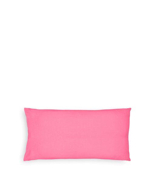 Kissenhülle soft pink 40 x 80 cm