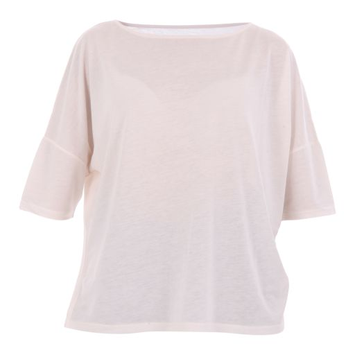 Juvia - Weiches oversize Shirt in Cream