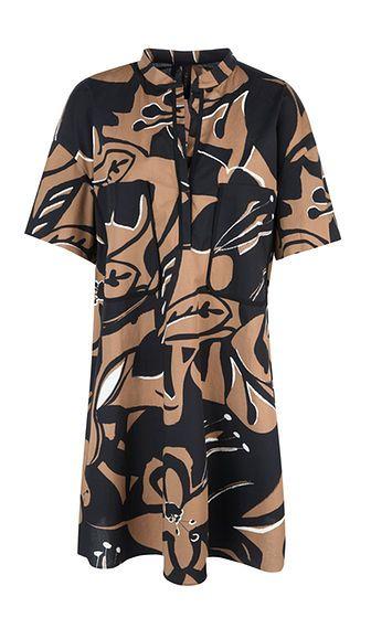 Marc Cain - Bedrucktes Kleid