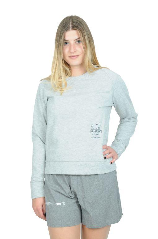 Onedaybaby - Sweatshirt grau