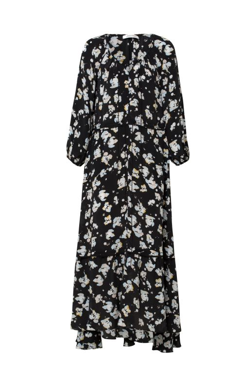 Dorothee Schumacher - Langes Kleid mit Blumenprint