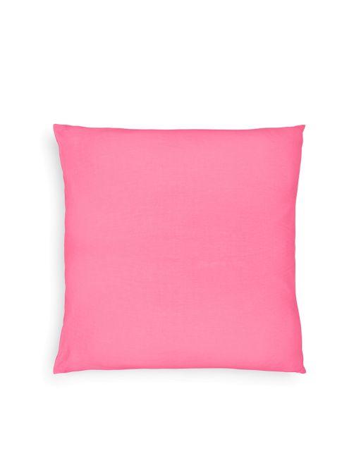 Kissenbezug 80 x 80cm soft pink