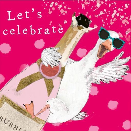 Serviette Let´s Celebrate