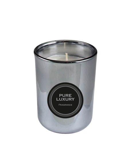 Duftkerze Pure Luxury blau
