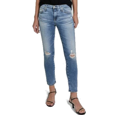 AG Jeans - The Prima Crop 21 Years