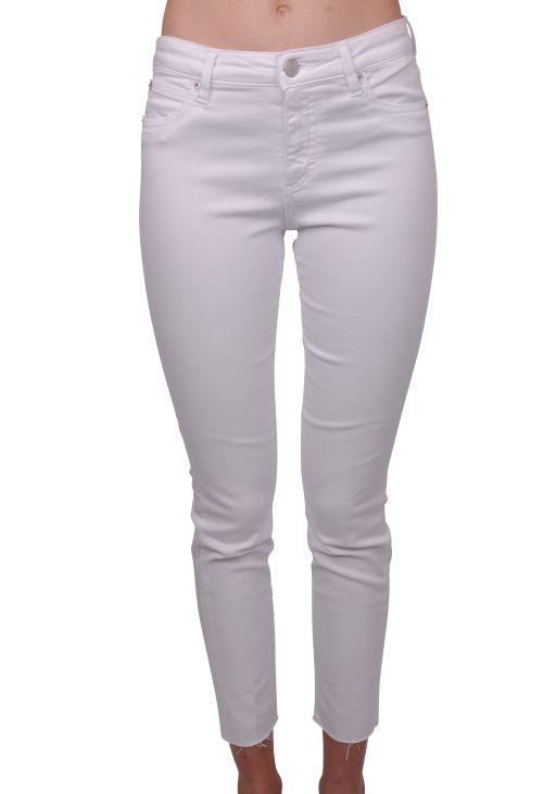 The.Nim - Skinny Jeans mit ausgefranstem Saum