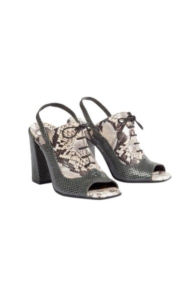 Dorothee Schumacher -Exotic Chic Slingback 10cm