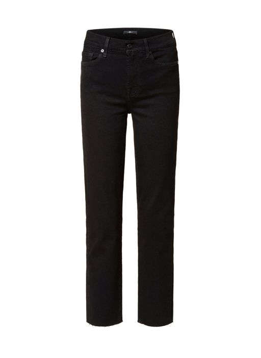 7 For All Mankind - Jeans The Straight Crop