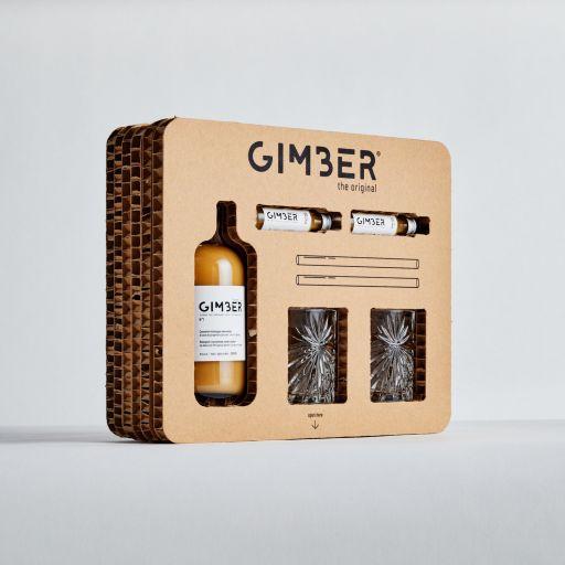 Gimber - Geschenkbox