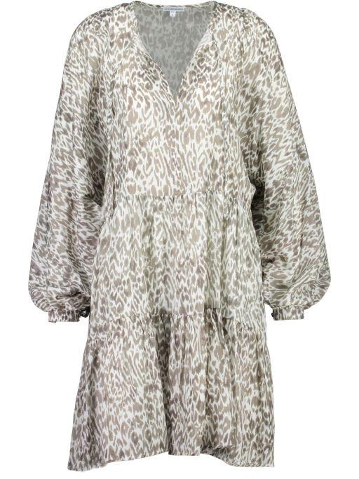 Better Rich - Tunika Dress hellbraun
