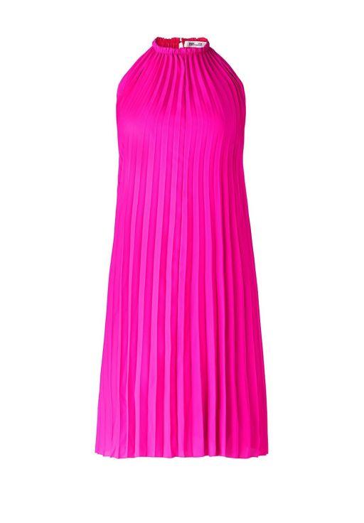 Diane von Furstenberg - Plissee Kleid Amberly