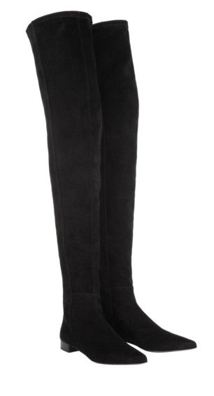 Dorothee Schumacher - Suede Seduction Overknee
