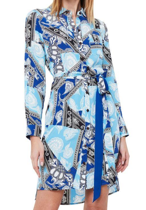 Diane von Furstenberg - Hemdkleid aus Seide
