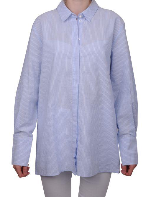 La Fée Maraboutée - Hemdbluse mit schmalem Streifen
