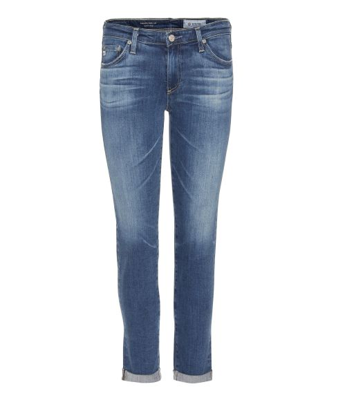 AG Jeans - The Stilt Roll Up 10 Years Waschung