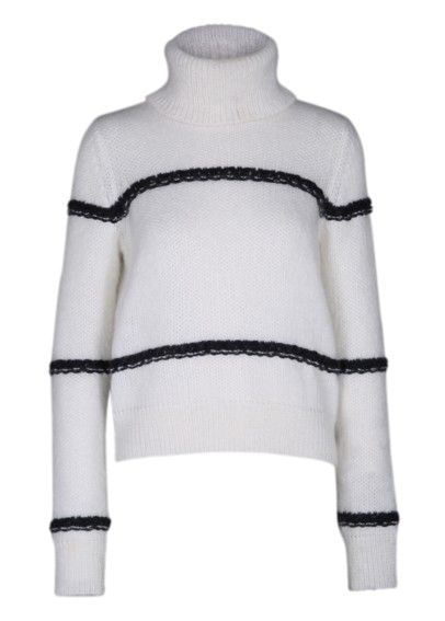 Dorothee Schumacher - Stripe Aside Pullover