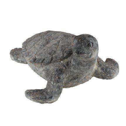 Schildkröte grau/gold