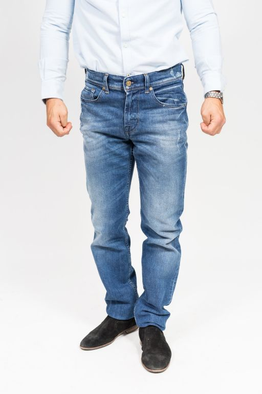 7 For All Mankinds -  Herrenjeans Slimmy