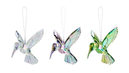 Kolibri Anhänger groß 3 fach sortiert