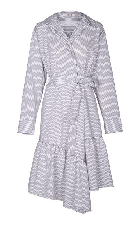 Dorothee Schumacher - Striped Adventure Kleid