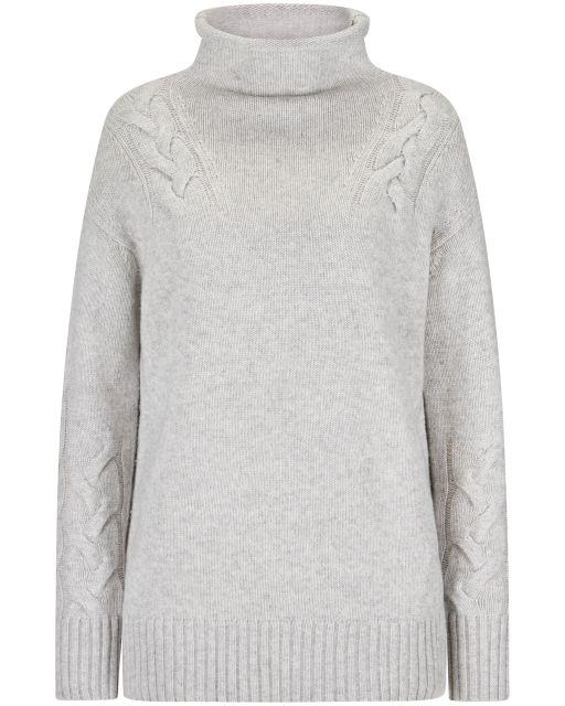 Max Mara - Pullover mit Stehkragen