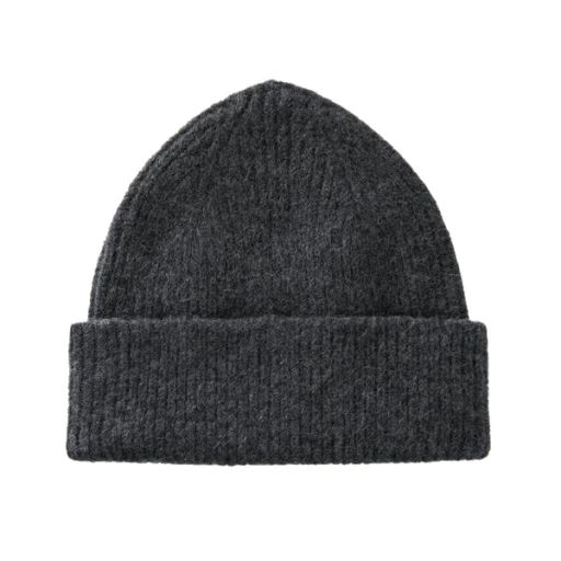 Le Bonnet - Strickmütze/Beanie Graphite