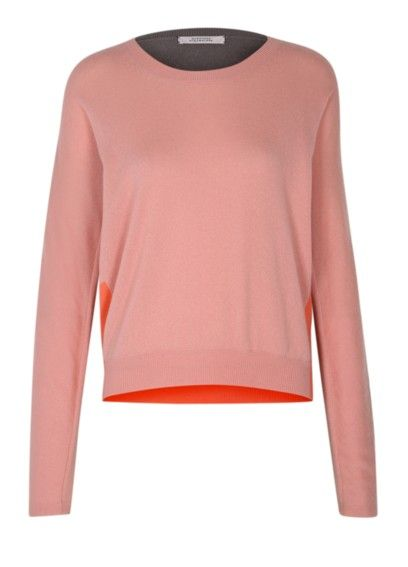 Dorothee Schumacher - Eclectic Ease Pullover rose