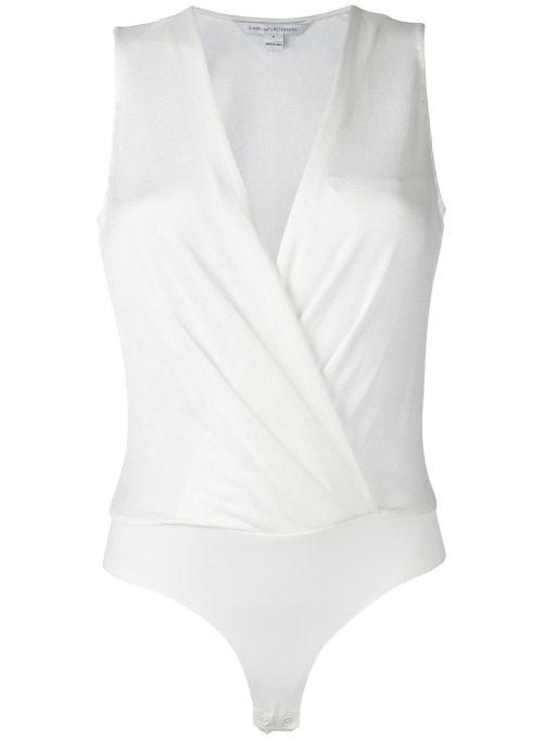 Diane von Fürstenberg - Bodytop off white lala