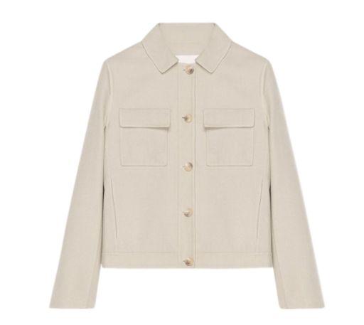 Fabiana Filippi - Kurzes Jackenhemd