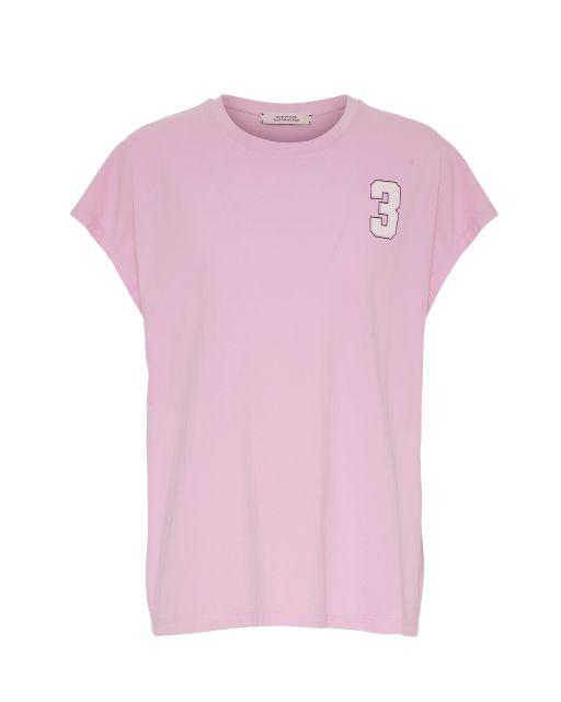 Dorothee Schumacher - T- Shirt Enjoy the Games rosa